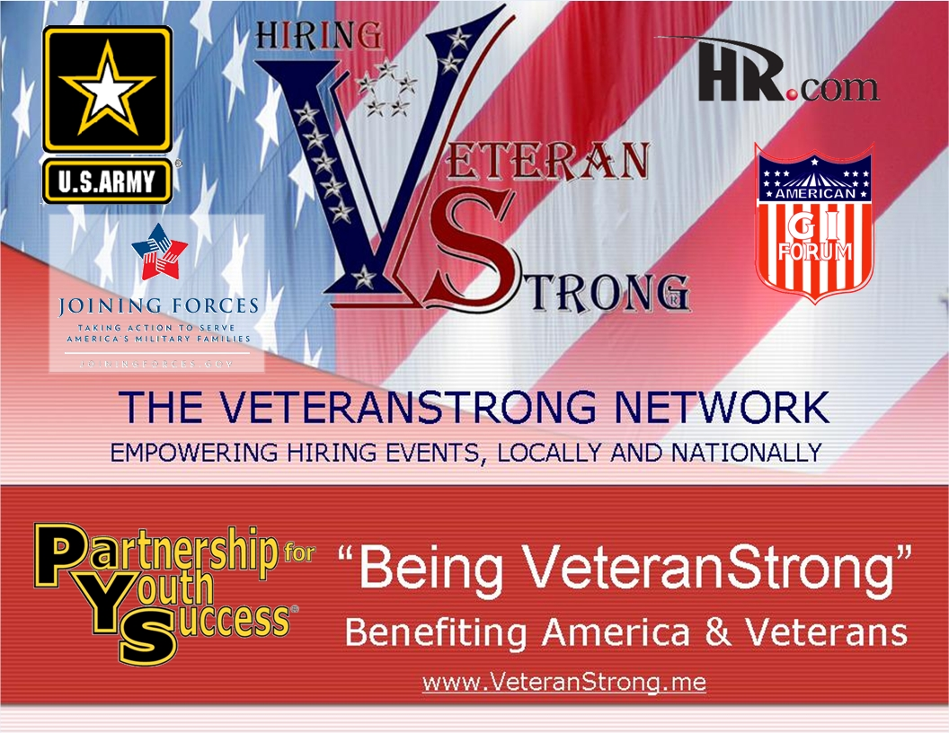PROVIDING VETERANSTRONG HIRING RESOURCES & SOLUTIONS.